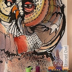 Preis:129,00 EUR - Kollektion(en): - Aquarell