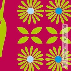 Preis:28,00 EUR - Kollektion(en): - Blumen - KinderTapeten