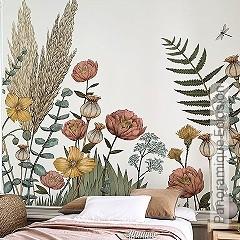 Preis:585,00 EUR - Kollektion(en): - Florale Muster