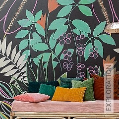 Preis:265,10 EUR - Kollektion(en): - Florale Muster