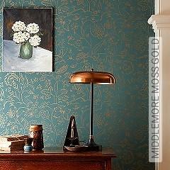 Preis:107,00 EUR - Kollektion(en): - Florale Muster
