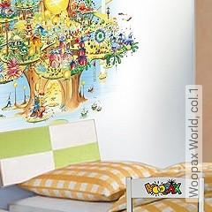 Preis:172,00 EUR - Kollektion(en): - Leichte Prägung - KinderTapeten