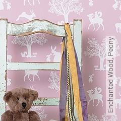 Preis:75,00 EUR - Kollektion(en): - Rosa - KinderTapeten