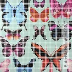 Preis:108,00 EUR - Kollektion(en): - Schmetterlinge
