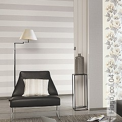 Price:47,45 EUR - Kollektion(en): - Stripe wallpaper