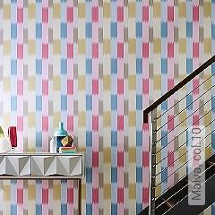 Price:73,80 EUR - Kollektion(en): - Stripe wallpaper