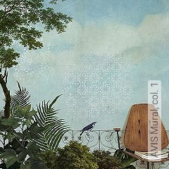 Preis:495,19 EUR - Kollektion(en): - Tapeten mit Vogelmotiven