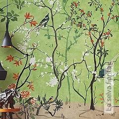 - Kollektion(en): - Tapeten mit Vogelmotiven