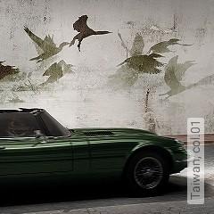Preis:109,00 EUR - Kollektion(en): - Tapeten mit Vogelmotiven