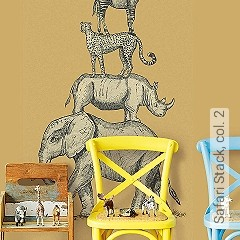 Preis:155,00 EUR - Kollektion(en): - KinderTapeten