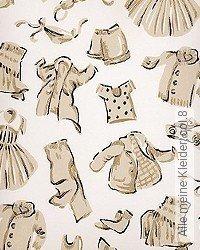 Tapete: Alle meine Kleider, col.8