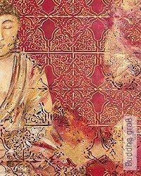 Tapete: Buddha groß