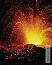 Tapete: eruption #5