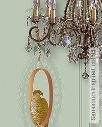 Tapete: Sanssouci Inspired, col.04