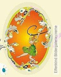 Tapete: Elfenkind Bildergalerie,creme