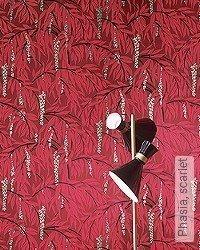 Tapete: Phasia, scarlet
