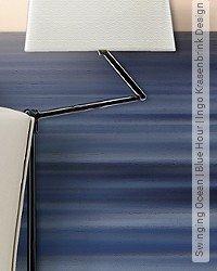 Tapete: Swinging Ocean   Blue Hour   Ingo Krasenbrink Design