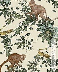 Tapete: Jungle Ape, col.02