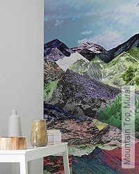 Tapete: Mountain Top, Mural