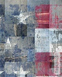 Tapete: flags, col.01