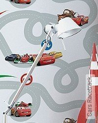 Tapete: Cars Racetrack