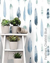 Tapete: Feathers, Chalkhill Blue