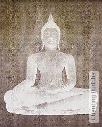 Tapete: Chanting Buddha