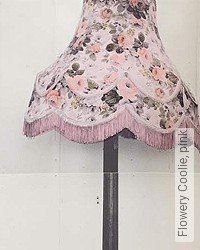Tapete: Flowery Coolie, pink