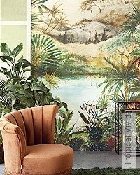 Tapete: Tropical Vivid