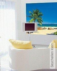 Tapete: Seychellen klein