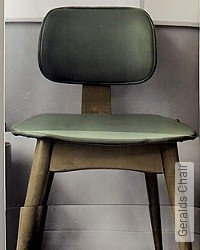 Tapete: Geralds Chair