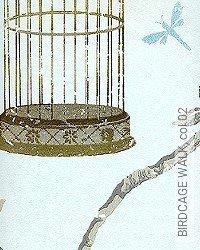 Tapete: BIRDCAGE WALK, col.02