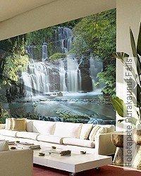 Tapete: Fototapete Purakaunui Falls