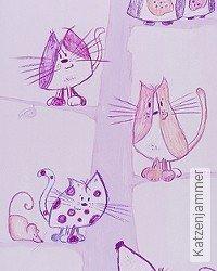 Tapete: Katzenjammer