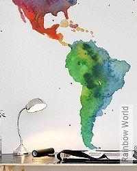 Tapete: Rainbow World