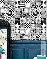Tapete: Mixed Tiles