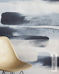 Tapete: River, blue