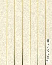 Tapete: Pinstripe, cream