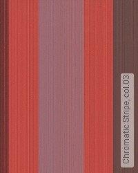Tapete: Chromatic Stripe, col.03
