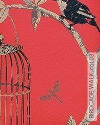 Tapete: BIRDCAGE WALK, col.03