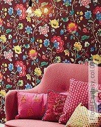 Tapete: Floral Fantasy, col.03