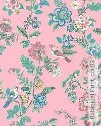 Tapete: Botanical Print, col.03