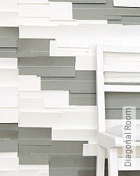 Tapete: Diagonal Room