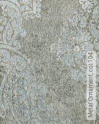 Tapete: Metal Ornament, col.104
