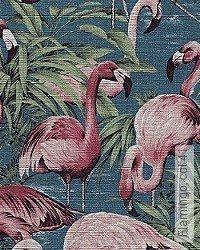 Tapete: Flamingo, col.41