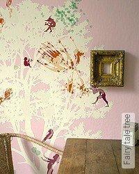 Tapete: Fairy tale tree