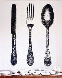 Tapete: Fork