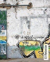 Tapete  - Loft-Tapeten El Rebelde