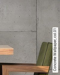 Tapete  - Loft-Tapeten Concrete Wallpaper, 01