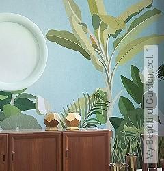 - Kollektion(en): - Badezimmer - Vliestapeten